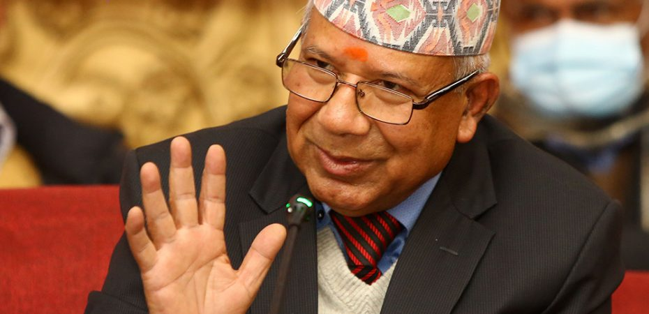 १५/२० जना निवास अगाडि आएर तर्साउन खोजे : नेता नेपाल