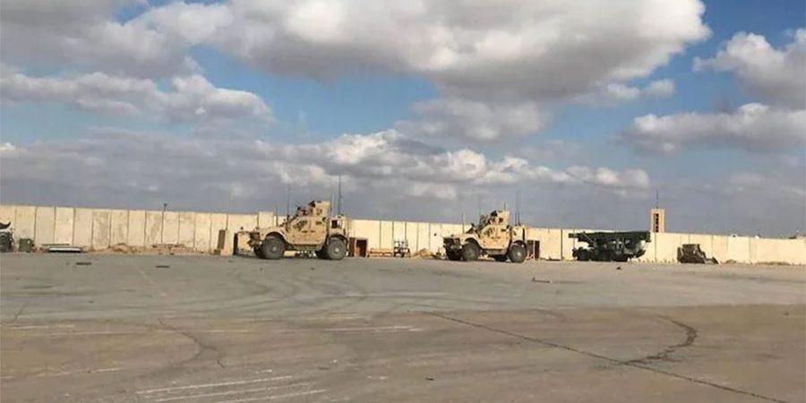 अमेरिकी सैनिक क्याम्पलाई लक्षित गरी ड्रोन आक्रमण